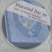 Muropttal Juz 30 Qori Ari Ismail Abdullah