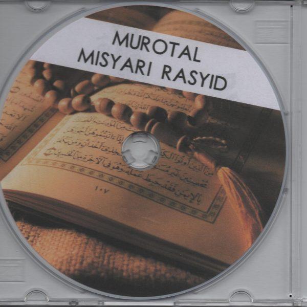 Murottal 30 Juz Qori Misyari Rasyid